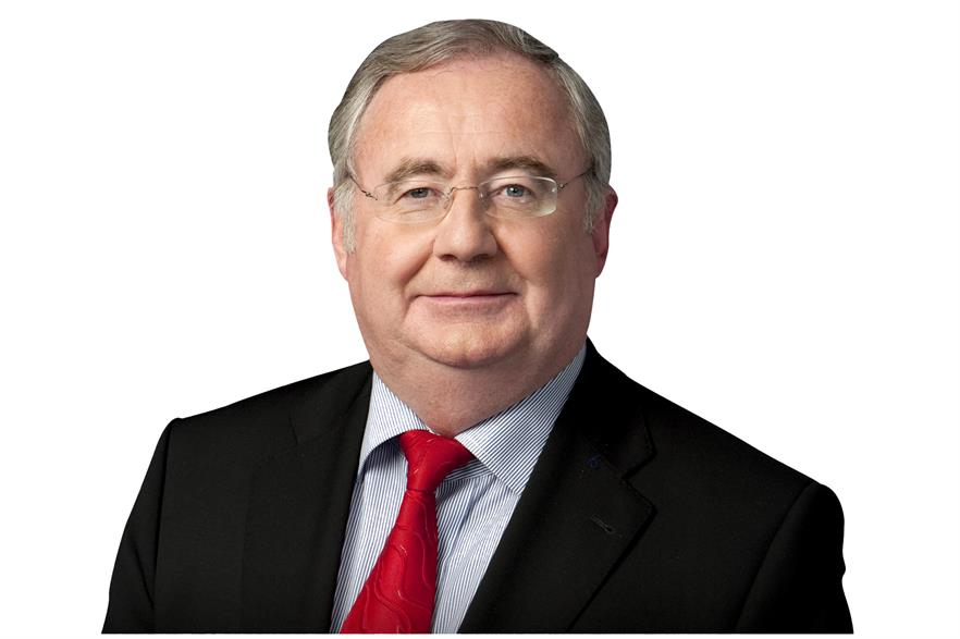 Minister for energy and natural resources, Pat Rabbitte