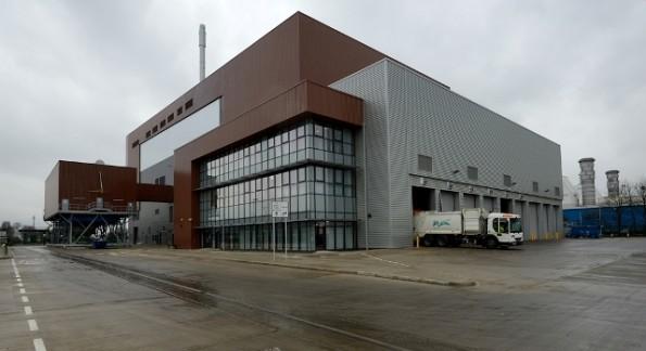 The Peterborough EfW plant