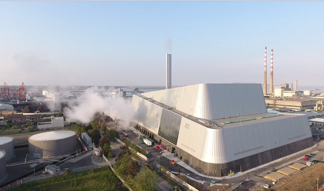 The Poolbeg EfW plant