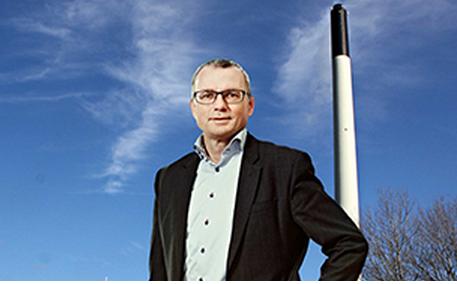 Company chairman, Ole Bondo Christensen