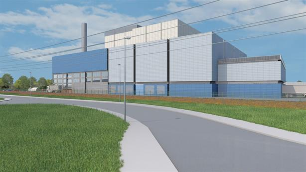 An artist's impression of the Sunderland-based facility