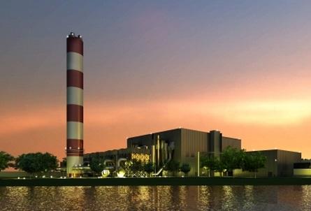 The Runcorn EfW plant