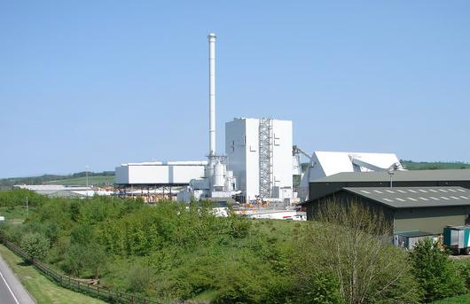 Steven's Croft  - one of Scotland's largest biomass facilities