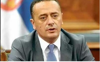 Serbian minister of energy and mining, Aleksandar Antić