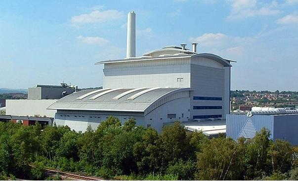 Sheffield EfW plant