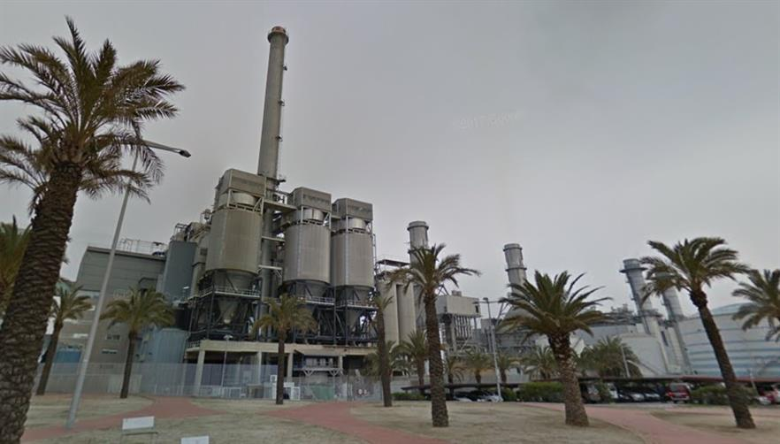 The EfW plant, image copyright Google