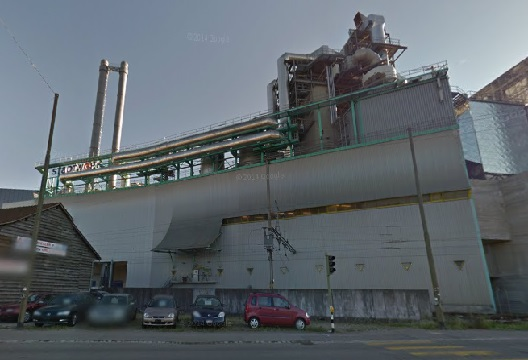 The company's EfW plant. Photo google.co.uk