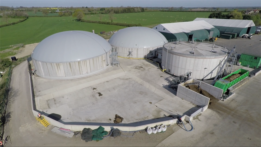 The Symonds Farm Anaerobic Digestion Plant