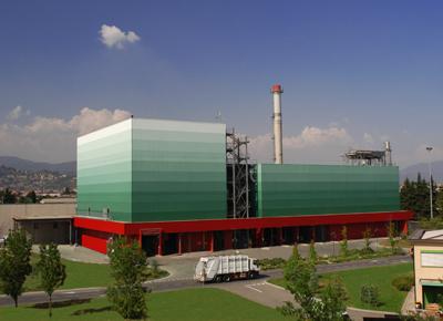 A2A's Bergamo EfW plant
