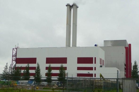 The Moerdijk EfW plant