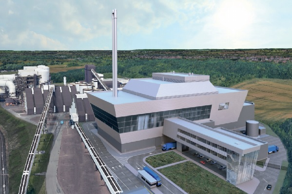 Uniper's EMERGE plant would be built on the site of Ratcliffe-on-Soar coal-fired power plant. Image: Uniper
