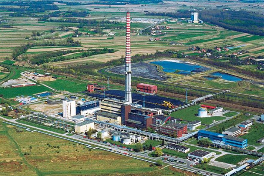 The project would be integrated with Rzeszów's gas-fired CHP plant