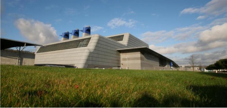 The EfW plant, image Veolia