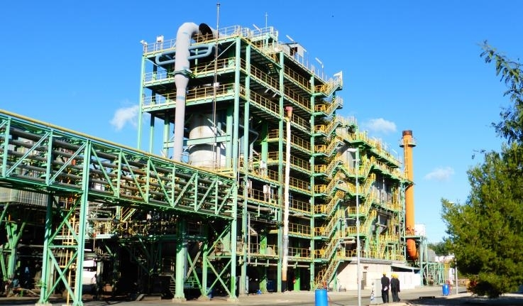 The newly Veolia-owned EfW plant
