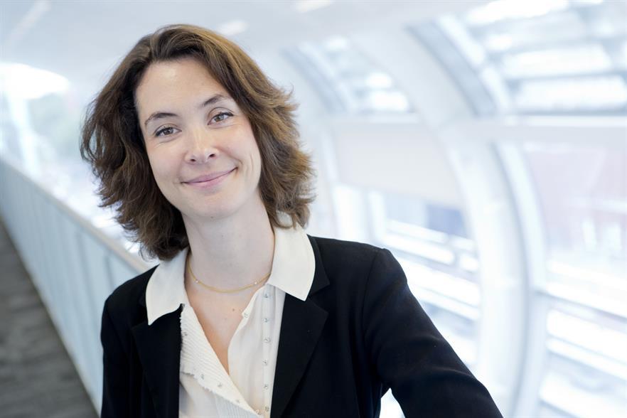Estelle Brachlianoff, executive vice-president at Veolia Environnement UK & Northern Europe
