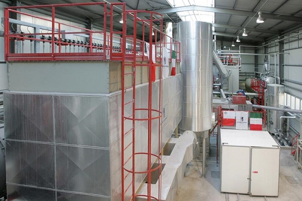 The company's first EfW plant opened at the end of 2007