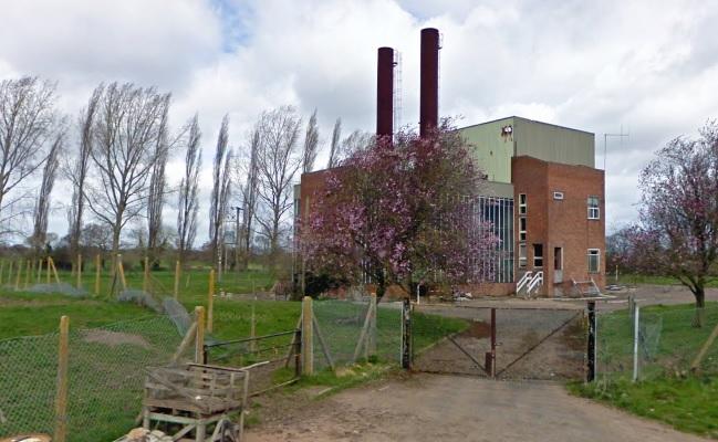 The mothballed plant, image google.co.uk
