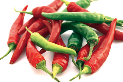 Capsaicin, a chilli pepper derivative, has been researched as a possible topical analgesic