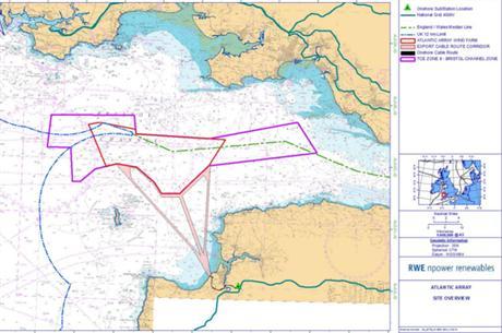 RWE's Atlantic Array has been dropped