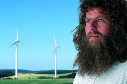 Joachim Fuhrlander plans to build 2.5MW turbines in Brazil