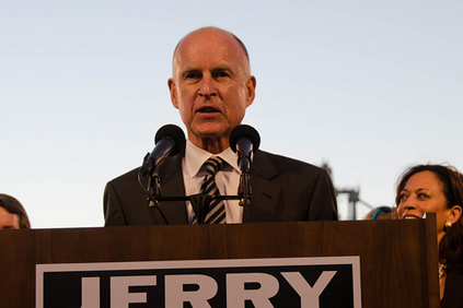 California governor Jerry Brown is expected to sign the 33% bill into law