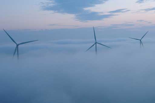 Iberdrola's Blacklaw 2 wind farm in Scotland