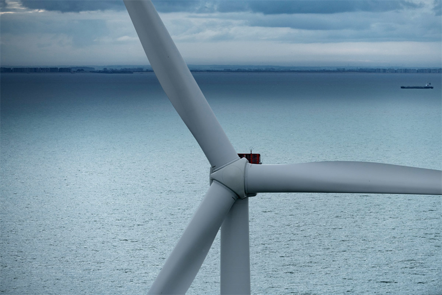 MHI Vestas' V164-9.5MW turbine