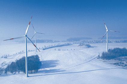 The Vestas V80 turbine will be used on the Fujian wind farm