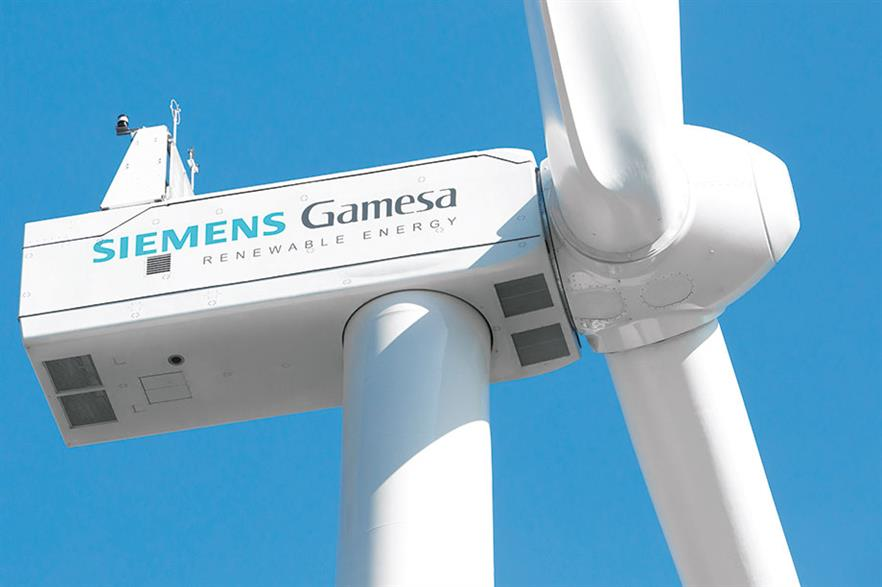 Cost of delivery of Siemens Gamesa's first 5.X projects in Brazil has hit the company's financial expectations