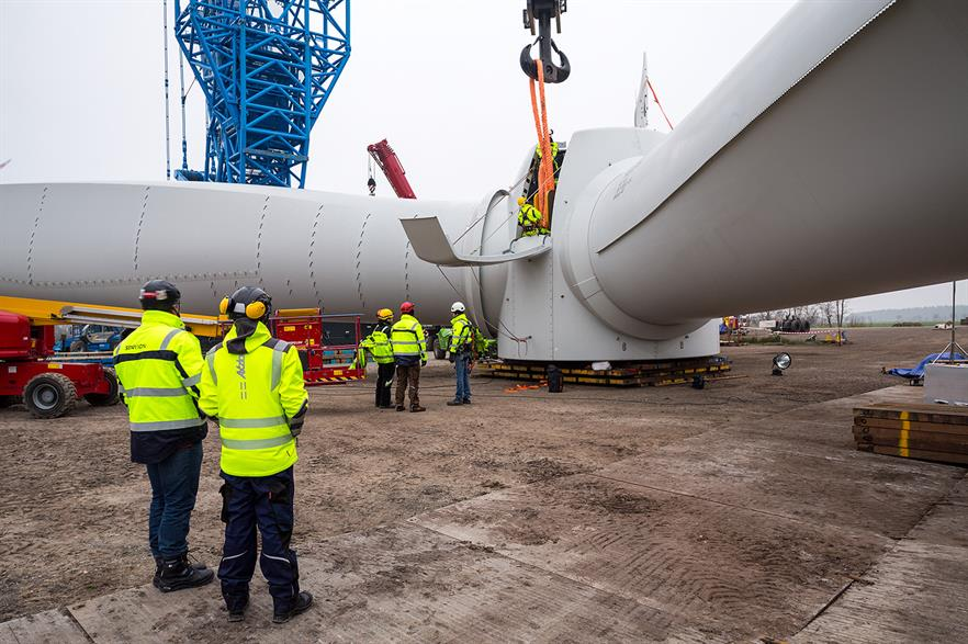 Senvion will spend up to €75 million buying back shares