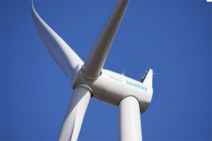 The deal is for Siemens 3MW turbine