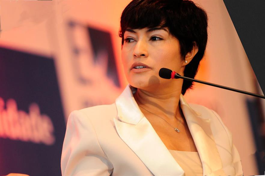 Associacao Brasileira de Energia Eolica executive president Elbia Melo