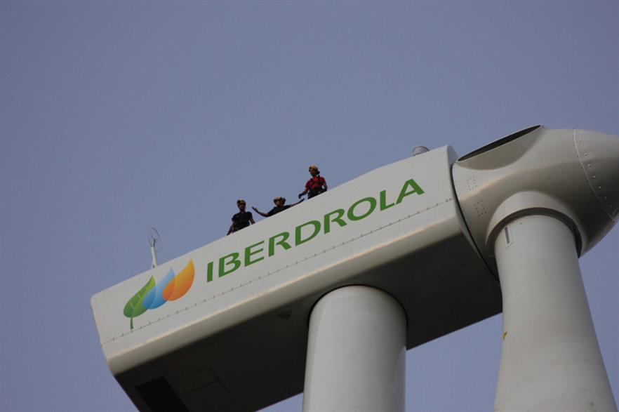 Iberdrola built the Calango project in Brazil in 2012