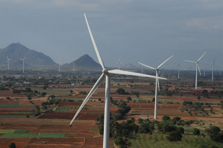 Easy to transport… Gamesa developed a low-wind turbine with shorter bades for the Indian market