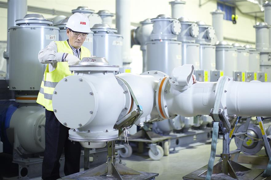 ABB will supply Gas Insulated Switchgears to the Stevin project