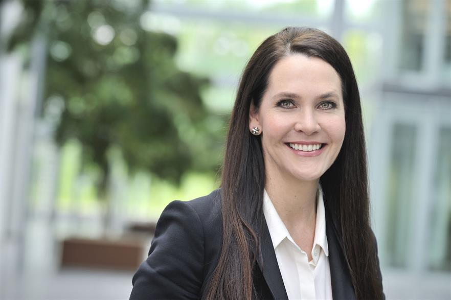 Anja-Isabel Dotzenrath left her position as RWE Renewables CEO last month and will join BP in March (pic: RWE Group)