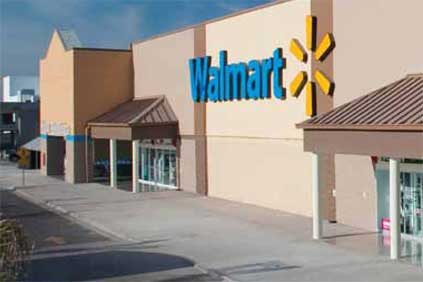 Walmart has signed a 15-year deal with EDF