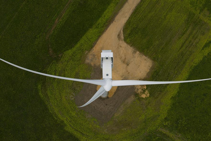 Wind projects in Australia face a reduction in revenue due to falling MLFs (pic: AGL)