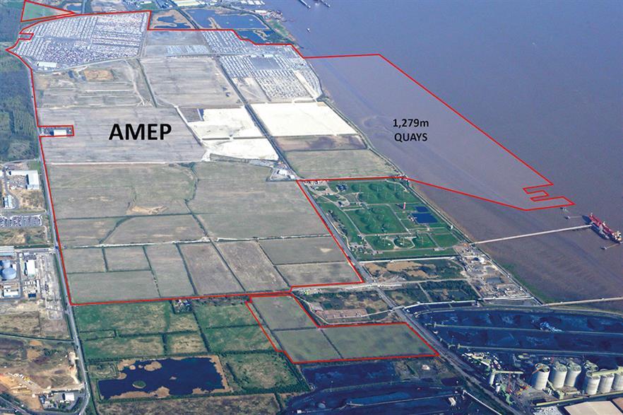Able Marine Energy Park will cover 3.2 square kilometres