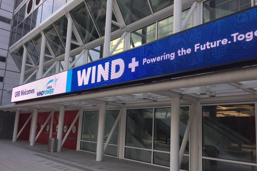 AWEA Windpower 2019 -- titled Wind+ -- recognises the growing role storage and solar play within the wind industry