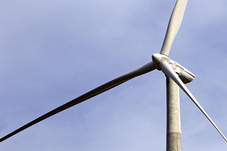 Nordex acquired the turbine manufacturing arm of Acciona Energia in 2016