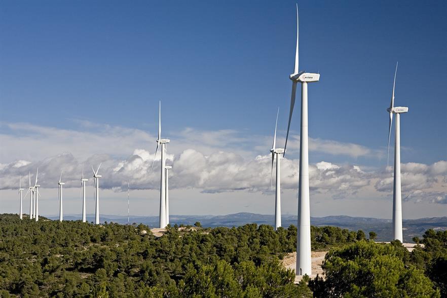 Over 4.6GW of wind has been allocated in Spain's recent renewable energy tenders (pic: Acciona)