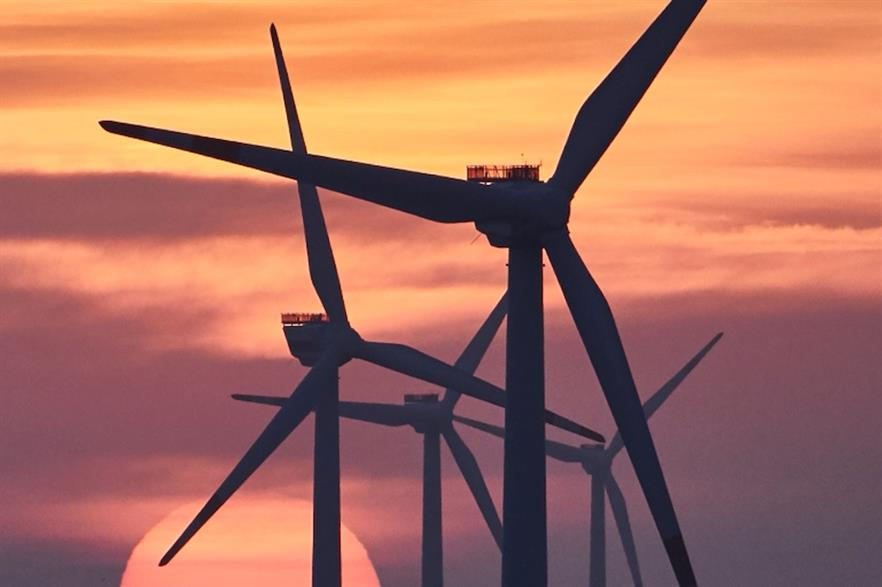 Just 219MW of offshore wind capacity was commissioned in the first half of 2020 — including EnBW's 112MW Albatros project