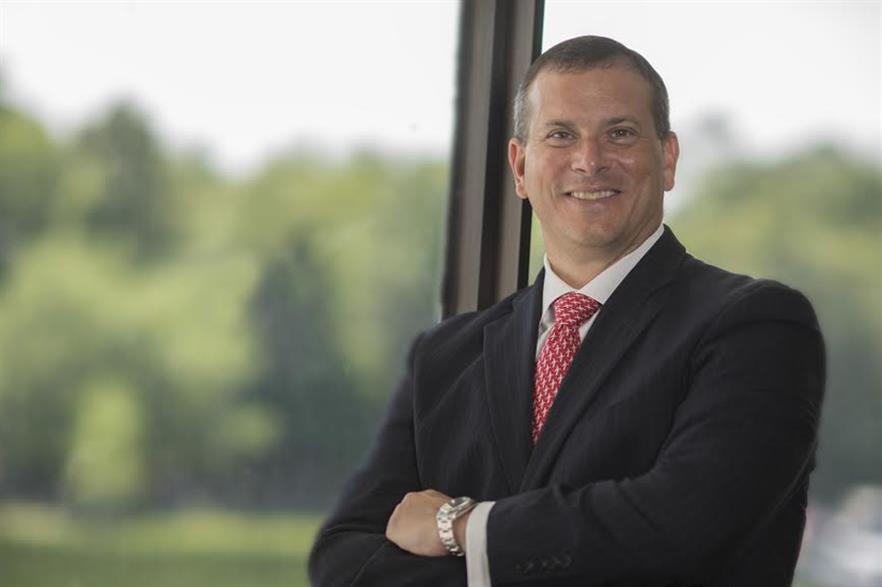 Mark Albenze was previously CEO for onshore wind in the Americas