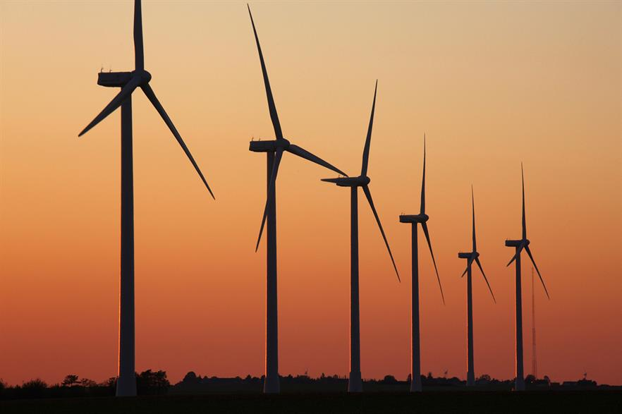 Alstom's 3MW turbines were due to be installed at the first phase of the project