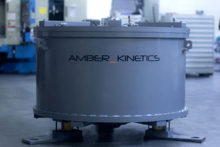 US firm Amber Kinetics is trialling its flywheel storage solution at sites in the Philippines and Hawaii