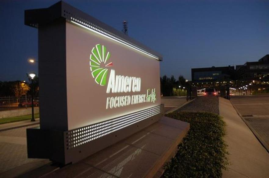 Ameren plans to own 700MW of operational wind farms in Missouri by 2020