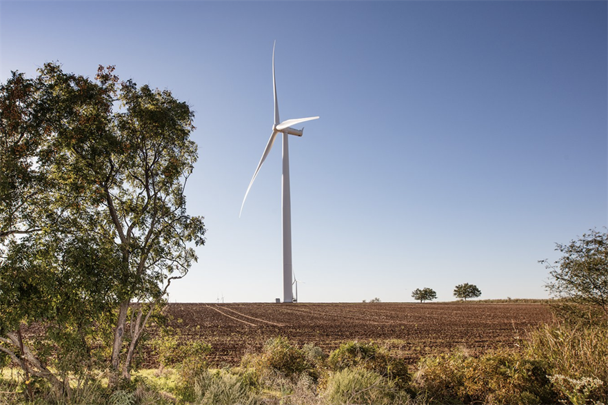 Apex Clean Energy owns stakes in more than 4.8GW of operational wind power capacity in the US and Canada, according to its website