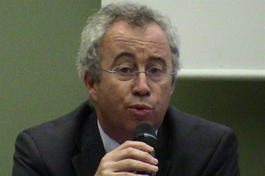 Luc Oursel has been CEO of Areva since 2011