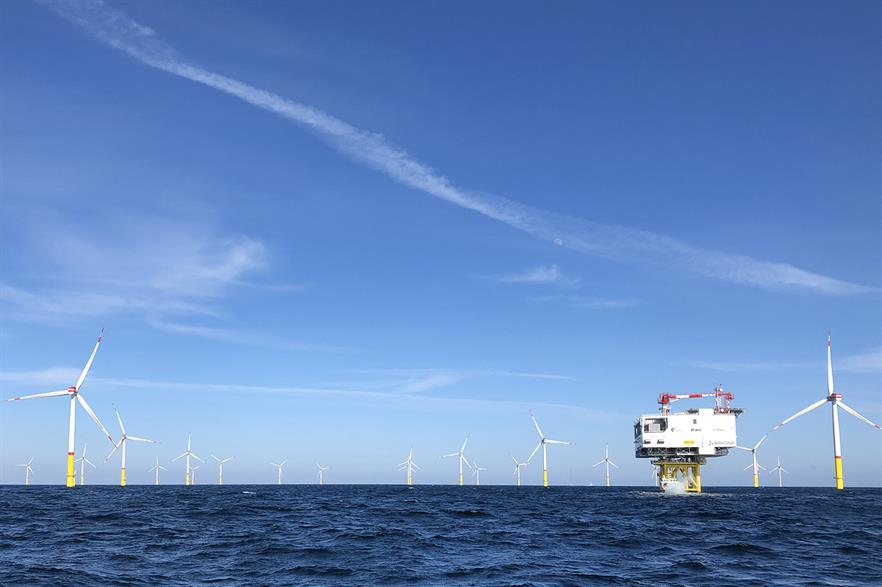 Arkona is installed in the German North Sea (pic: Eskil Eriksen/Equinor)